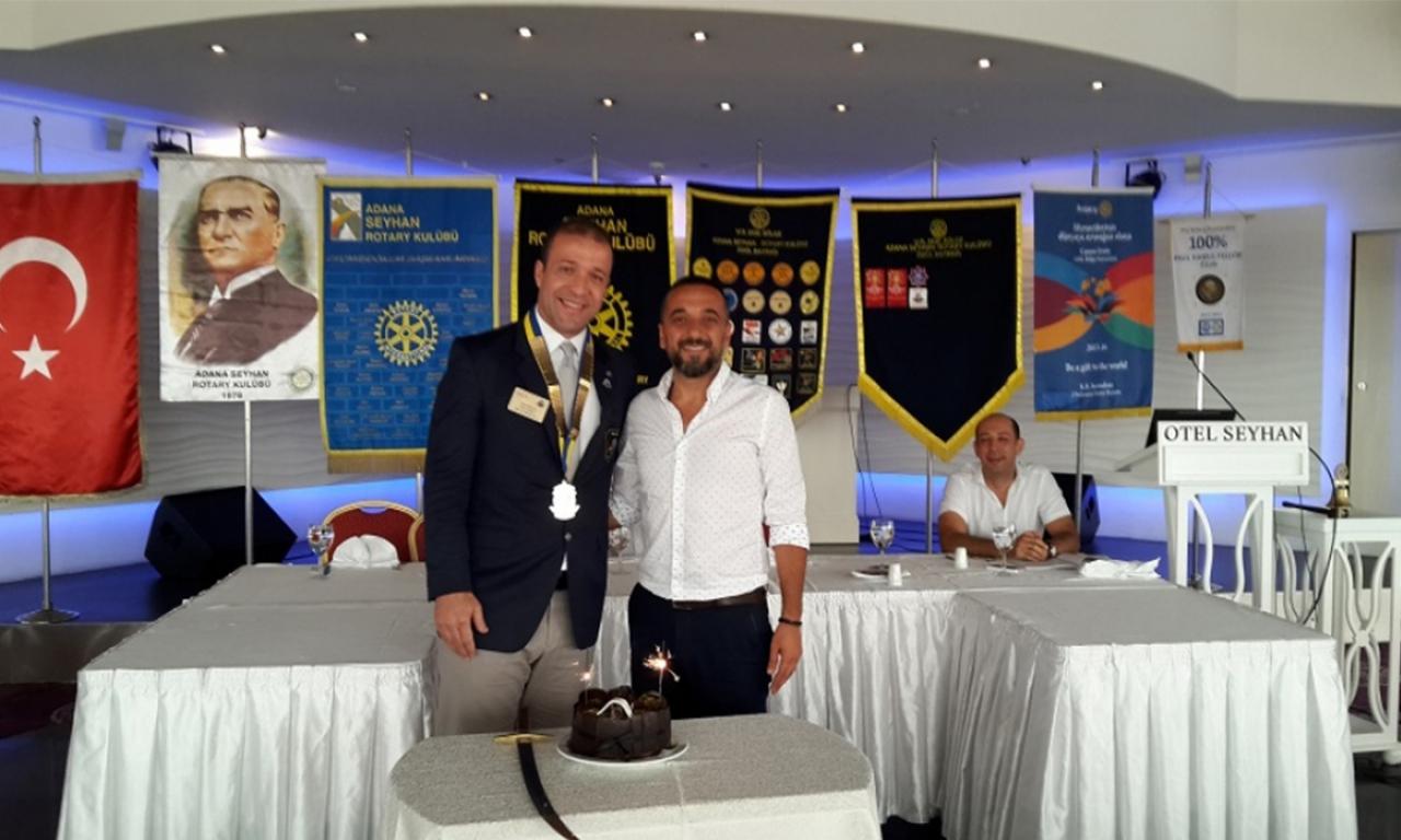 Seyhan Rotary Kulüp Günü