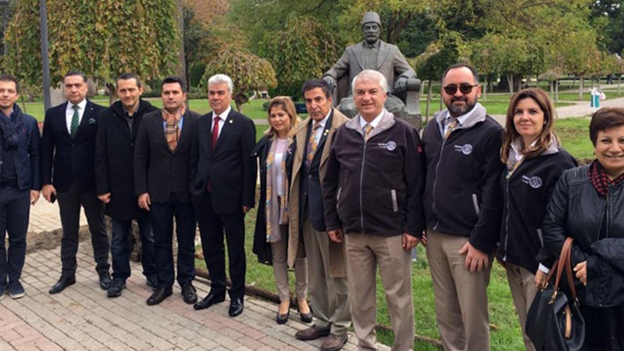 2430. Bölge Dönem Guvernörümüz Serdar Ünlü Kulübümüzü Ziyaret Etti