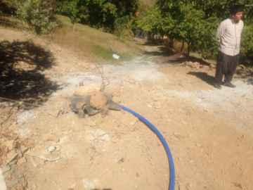 Feke Tortulu Köyü Su Projesi Ziyareti