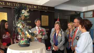 Seyhan Rotary Anadolu lisesi ziyareti