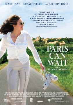 HAFTANIN FİLMİ : PARİS BEKLEYEBİLİR (PARIS CAN WAIT)