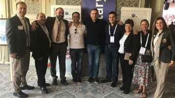 Antalya Bölge Konferansında tüm sene boyunca yaptığımız çalışmalarının ödüllerini topladık.