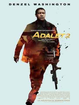 HAFTANIN FİLMİ : ADALET 2 (THE EQUALIZER 2)