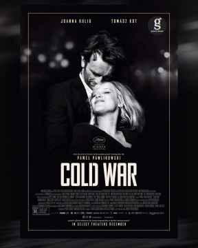 HAFTANIN FİLMİ : SOGUK SAVAŞ (COLD WAR)