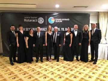 Seyhan Rotaract'ın 25. yılını kutladık