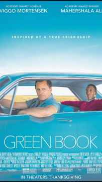 HAFTANIN FİLMİ : YEŞİL REHBER (GREEN BOOK)