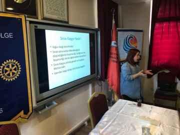 Sınav Kaygısı konulu bir seminer düzenledik