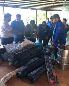 Kulübümüz Düzce-Akçakoca'da yaşanan sel felaketinin yaralarının sarılması için Uluslararası Rotary 2430. Bölge tarafından başlatılan yardım kampanyasına katıldı.