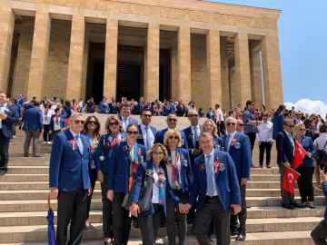 2019/2020 dönemimiz Anıtkabir ziyaretiyle başladı.