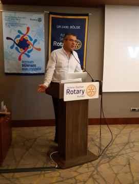 Kulüp günümüzde Lviv gezimizin fotoğraf ve videolarını izledik, İbrahim Eserce ve Tolga Akman dostlarımız bizlere iş hayatlarındaki gelişmelerle ilgili bilgi verdiler.