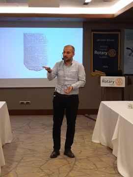 Avrasya Blockchain ve Dijital Para Araştırmaları Derneği'nin Başkanı Av. Kadir Kurtuluş bizlere blockchain teknolojisini ve kripto paraları anlattı.